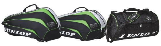 Dunlop Tennistaschen g�nstig kaufen bei Tennis-world.de