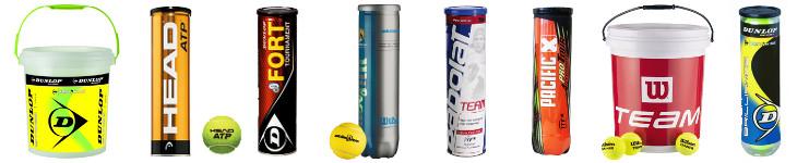 Tennisball bzw. Tennisbälle günstig online kaufen im Shop