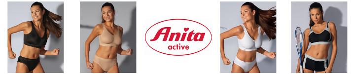 Tenniskleidung von Anita Sport BH's