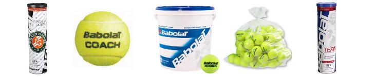 Babolat Tennisbälle bestellen - alles im Überblick