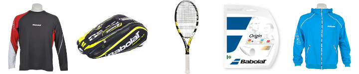 Babolat Tenniszubehör günstig online kaufen