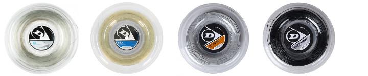 Dunlop Tennissaiten für jeden Spielertyp