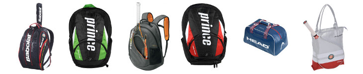 Tennisrucksäcke Backpack`s im Überblick