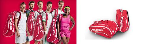 Tennistaschen g�nstig online kaufen Tennisshop