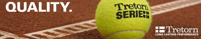 Tenniszubehör von Tretorn im Überblick