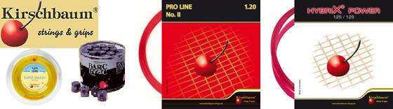 Hersteller Kirschbaum im Bereich Tennis