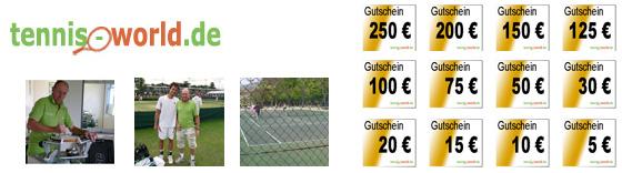 Hersteller T-W im Bereich Tennis
