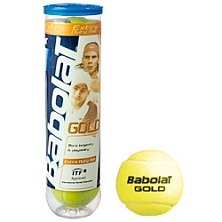 Babolat Championship Gold 4er Tennisbälle