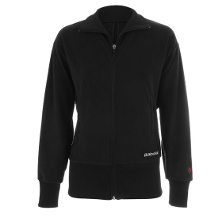 Babolat Fleece Woman Performance Damen schwarz Textilien Sweatshirt