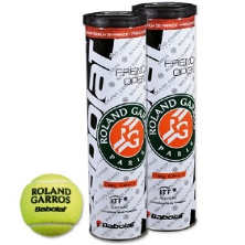 Babolat French Open 2x 4er Bi Pack Balldose Tennisball g�nstig
