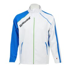 Babolat Jacket Men Performance Line 2012 weiss Tennistextilien Tennisbekleidung
