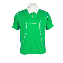 Babolat Polo Match Performance Herren gruen 2014 Tennisbekleidung