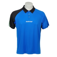 Babolat Polo Men Performance 2012 blau