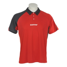 Babolat Polo Men Performance 2012 rot