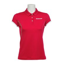 Babolat Polo Performance Women 2012 pink Tennisbekleidung
