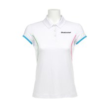 Babolat Polo Performance Women weiss 2012 Tenniskleidung