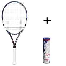 Babolat Pure Drive 107 GT Tennisschläger (unbesaitet) 2012 TRBA-101155-146