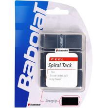 Babolat Spiral Tack Overgrip 3er schwarz