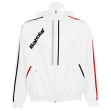 Babolat Windjacket Men Performance weiss Trainingsjacke Windjacke