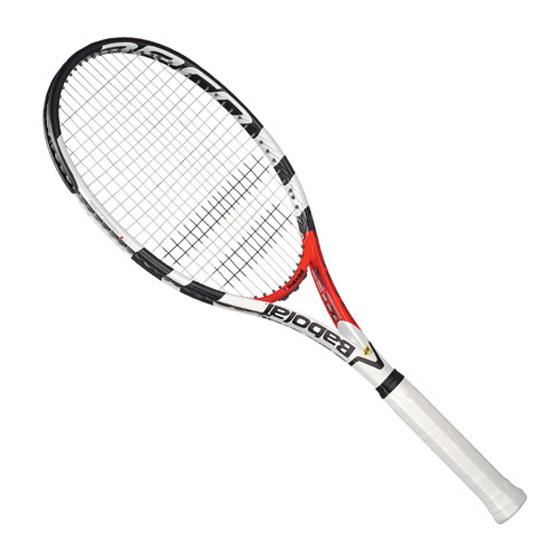 Babolat Aero Storm Tennisschläger mit Cortex System und Woofer Technologie