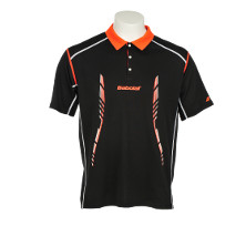 Babolat Polo Match Performance Herren schwarz 2014
