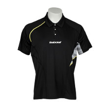 Babolat Polo Shirt Performance Men schwarz 2013 Tennisbekleidung