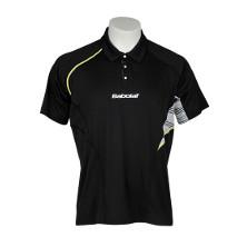 Babolat Polo Performance Men schwarz 2013 Tennisbekleidung
