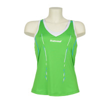 Babolat Tank Match Performance Damen gruen 2014 Tennisbekleidung