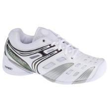 Babolat V-Pro Indoor Damen Tennisschuh glatte Sohle Teppichboden
