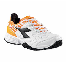 Diadora S. Shot Clay Junior Tennischuhe Kinder
