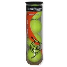 Dunlop Coach Pro 4er Balldose Tennisb�lle Ball g�nstig