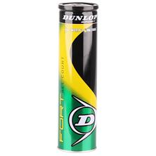 Dunlop Fort All Court 4er Ball Dose Tennisb�lle