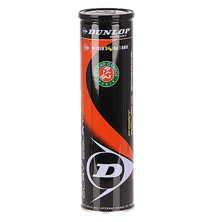 Dunlop Fort Clay Court 4er Dose Tennisball
