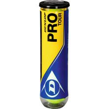Dunlop Pro Tour Tennisbälle 4er Dose Training preiswert kaufen