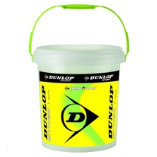 Dunlop Stage 1 green 60 B�lle Balleimer Kinderb�lle Methodikball