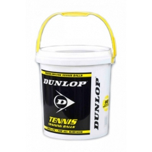 Dunlop Trainer 60er Eimer Tennisbälle