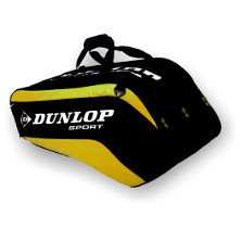 Dunlop Biomimetic Tour 10 Racket Thermo Bag gelb Tennistasche 2013 von Dunlop