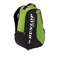 Dunlop Biomimetic Tour Backpack gr�n Tennistasche 2013 von Dunlop