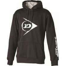 Dunlop D Tac Promo Hooded Sweat schwarz