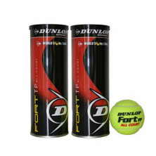 Dunlop Fort Clay Court 2 x 3er Balldose Tennisbälle Ball online kaufen