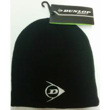 Dunlop Mütze schwarz Wintertennismütze Baumwolle bestellen