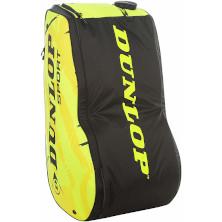 Dunlop Revolution NT 12er Tennistasche schwarz/gelb