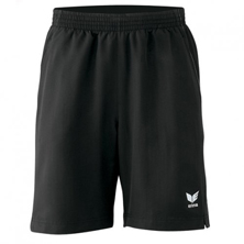 Erima Racing Line Short black | Tennishose | Sporthose