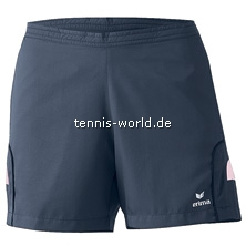 Erima Shorts Nanoline Girls in anthrazit-rose von Erima