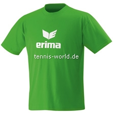 Erima Teamsport Promo T-Shirt Kinder in gr�n-weiss von Erima