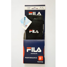 FILA Tech Performance Socken schwarz von Fila