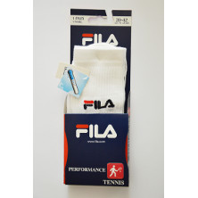 FILA Tech Performance Socken weiss