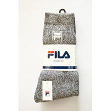 FILA Tennissocken 3er grau-mouline von Fila