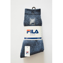 FILA Tennissocken 3er navy-mouline