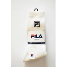 FILA Tennissocken 3er weiss von Fila